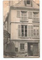 521 CLC Rare La Maison Du ROI DAGOBERT Lagarrigue Martel's Articles De Voyages Rue Du Cloître Notre Dame Paris 04 - Arrondissement: 04