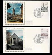 FDC Zijde : Nr 2146/49:  Stempel: 5430 Rochefort - 1971-80