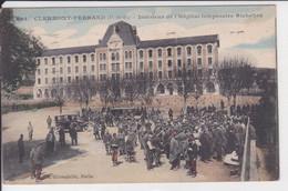 Clermont Ferrand Intérieur De L'Hôpital Temporaire Richelieu - Clermont Ferrand