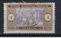 SENEGAL           N°  YVERT  53 OBLITERE       ( Ob   3 / 42 ) - Oblitérés