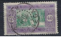 SENEGAL           N°  YVERT  63 OBLITERE       ( Ob   3 / 42 ) - Oblitérés