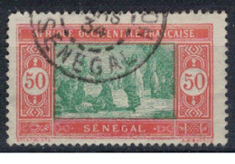 SENEGAL           N°  YVERT  82 OBLITERE       ( Ob   3 / 42 ) - Oblitérés