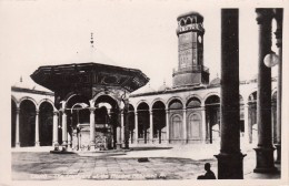 G , Cp , EGYPTE , CAIRO , The Courtyard Ef The Mosque Mohamed Ali - Cairo