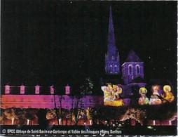 Ticket D'entrée - Abbaye De Saint-Savin [sur Gartempe] (86) - Ill. : Abbaye De Nuit - Tickets - Vouchers