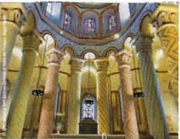 Ticket D'entrée - Abbaye De Saint-Savin [sur Gartempe] (86) - Ill. : Le Choeur - Tickets - Vouchers