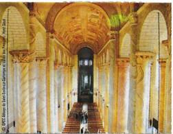 Ticket D'entrée - Abbaye De Saint-Savin [sur Gartempe] (86) - Ill. : La Nef - Tickets - Vouchers