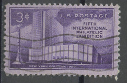 Etats Unis - Vereinigte Staaten - USA 1956 Y&T N°613 - Michel N°698 (o) - 3c Exposition Philatélique - Gebruikt