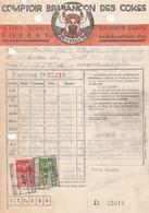 FOREST COMPTOIR BRABANCON DES COKES - 1900 – 1949