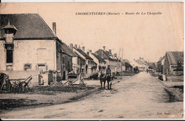 FROMENTIERES-ROUTE DE LA CHAPELLE - Andere Gemeenten