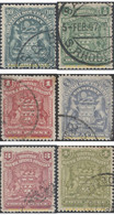 Ref. 645887 * USED * - BRITISH SOUTH AFRICA COMPANY. 1898. COURANT SERIES . SERIE COURANTE - Other