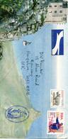 AFRIQUE DU SUD. Superbe Enveloppe  Ayant Circulé. Funiculaire Du Cap. - Andere (Lucht)