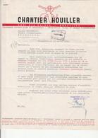 FOREST CHANTIER HOUILLER - 1950 - ...