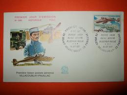FRANCE 1er JOUR 1978-PA 51 Liaison Postale Aérienne Sur Enveloppe. Superbe - Andere