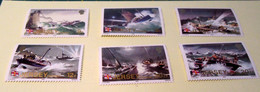 JERSEY SG334/339 LIFEBOATS MNH - Other