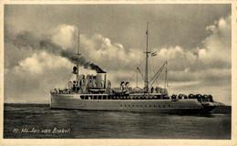 Hr Ms Jan Van Brakel  MILITARY SHIPS NAVIRES MILITAIRES BATEAUX BARCOS DE GUERRA WAR - Guerra