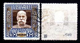 Austria-DB 1- Emissione 1908 (o) Used - Qualità A Vostro Giudizio. - Gebruikt