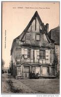 56 AURAY - Vieille Maison De La Place Aux Roues. --- - Auray