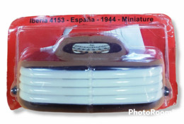 05542 Collezione Radio D'epoca In Miniatura - IBERIA 4153 - ESPANA 1944 - Apparecchi