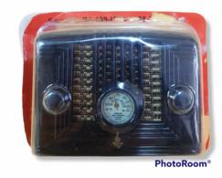05548 Collezione Radio D'epoca In Miniatura - EMERSON BA 199 - USA 1938 - Apparecchi