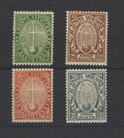 VATICAN. YT  N° 40/43  Neuf **   1933 - Nuevos