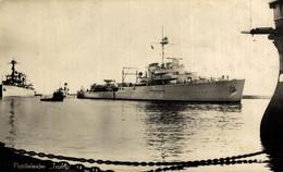 Flotilleleider Tromp MILITARY SHIPS NAVIRES MILITAIRES BATEAUX BARCOS DE GUERRA WAR - Guerra
