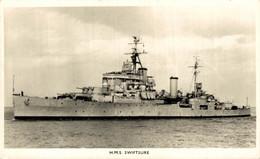 HMS Swiftsure  MILITARY SHIPS NAVIRES MILITAIRES BATEAUX BARCOS DE GUERRA WAR - Guerra