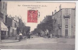 Clermont Ferrand Rue Des Paulines - Clermont Ferrand
