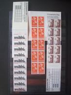 DENMARK COT. 400 EUR 21 BOOKLETS MNH** / 7 SCANS - Markenheftchen