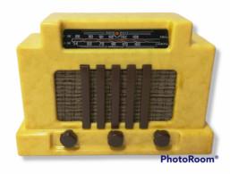52468 Collezione Radio D'epoca In Miniatura - ADDISON 5F 1940 - Fabbri Editori - Apparecchi