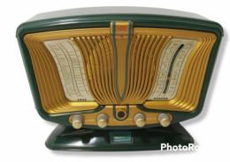 52469 Collezione Radio D'epoca In Miniatura - SNR EXCELSIOR 55 - Fabbri Editori - Apparecchi