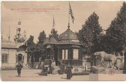 """42 St-ETIENNE Exposition Internationale 1904 Pavillon De La """"Mutual-Life"""" - Saint Etienne"""