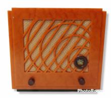 52478 Collezione Radio D'epoca In Miniatura - SAFAR USIGNOLO 1934 - Fabbri - Apparecchi