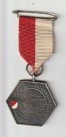 Wandel-medaille 6e Avond Vierdaagse 1965 Ambachtschool Helmond (NL) - Other