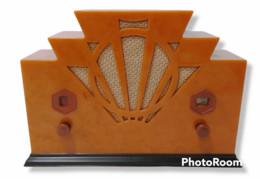52480 Collezione Radio D'epoca In Miniatura - CROSLEY 33S 1933 - Fabbri Editori - Apparecchi