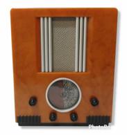 52494 Collezione Radio D'epoca In Miniatura - S.I.T.I. 706 - Fabbri Editori - Apparecchi