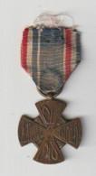 Medaille Mobilisatie Vrede Eer 1914-1918 WO 1 Mobilisation Cross-mobilisatie Kruis 1924 (NL) - Other