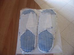 Pantofole Donna Da Ricamare A Punto Croce. - Punto Croce