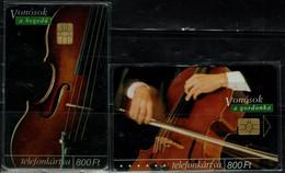 HUNGARY 2004 PHONECARD MUSIC MINT VF!! - Musica