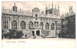 CPA - Carte Postale -Royaume Uni -Oxford Oriel College  VM37890 - Oxford