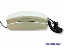 69606 Telefono Fisso A Tastiera - GBC Model 703 - Bianco - Telefonia