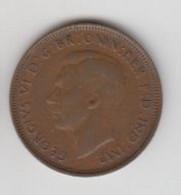AUSTRALIA - HALF PENNY 1948 - ½ Penny
