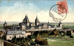 Spanje Spain Espana - El Escorial - Monasterio - Valladolia - 1910 - Non Classés