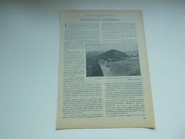 """Origineel Knipsel ( 4892 ) Uit Tijdschrift """" Touring Club De Belgique """" 1936 :   Herbeumont - Unclassified"""
