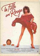 Cinema - Affiche De Film - La Fille En Rouge - Gene Wildner - Charles Grodin - CPM - Voir Scans Recto-Verso - Posters Op Kaarten