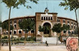 Spanje Spain Espana - Barcelona - Plaza De Toros - 1910 - Non Classés