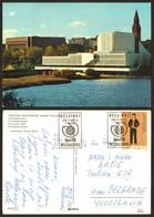 Finland Helsinki Finlandia Hall Nice Stamp #16142 - Finlandia