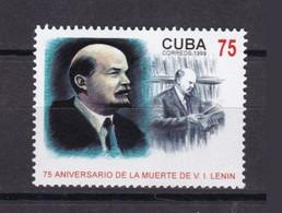 Cuba 1999 Yvert 3787 ** Lenine Lenin - Lenin