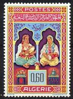 Année 1965-N°412 Neufs**/MNH : Les Musiciennes (de M. RACIM ) - Argelia (1962-...)