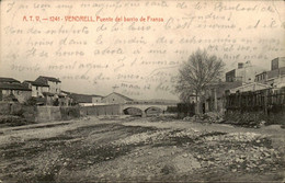 Spanje Spain Espana - Vendrell - Puente Barrio De Fransa - 1910 - Unclassified