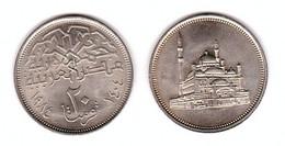 Egypt - 20 Piastres 1984 AUNC / UNC Lemberg-Zp - Egypt